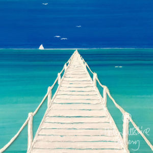 Endless Jetty by Ben Wiltshire