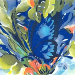 Ulysses Butterfly by Helen Wiltshire
